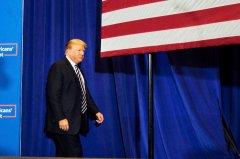特朗普缺席两场亚洲峰会 美媒:中国的