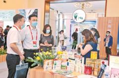 中国品牌日活动在上海开幕!我省40家知名品牌和创新型